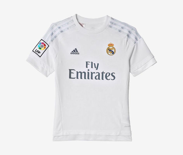 Adidas Real Madrid Home Jersey Youth - United World Soccer - 1