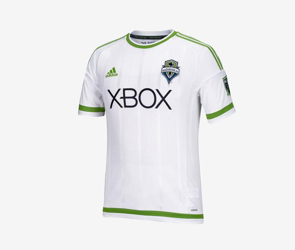 Adidas Seattle Sounders Away Jersey Authentic - United World Soccer
