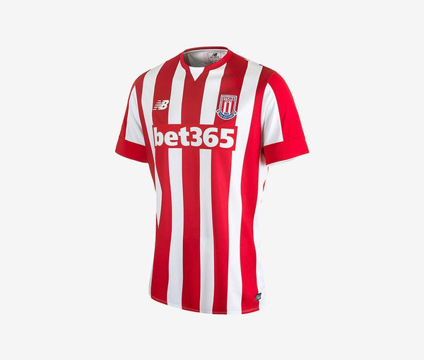 New Balance Stoke City Home Jersey - United World Soccer - 1