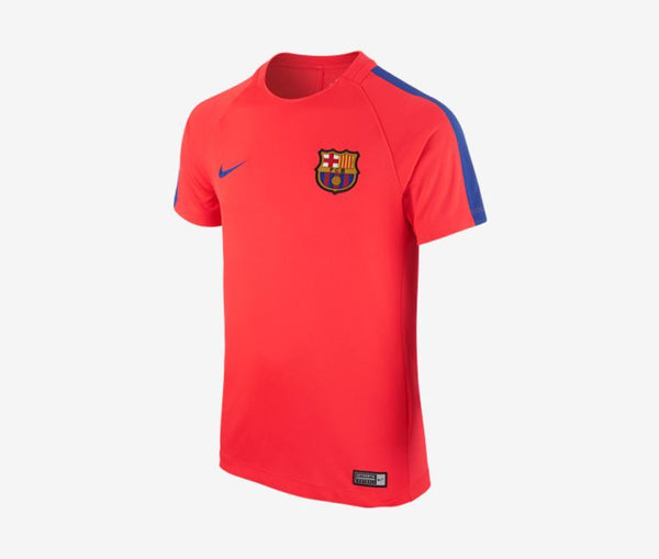 Nike Barcelona Youth Prematch Top - United World Soccer - 1