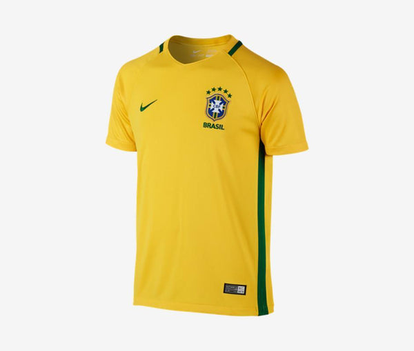 Nike Brazil Home Jersey Youth - United World Soccer - 1