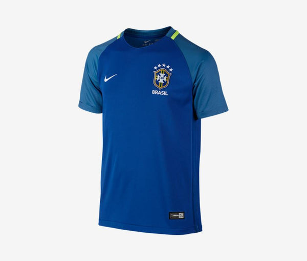 Nike Brazil Away Jersey Youth - United World Soccer - 1