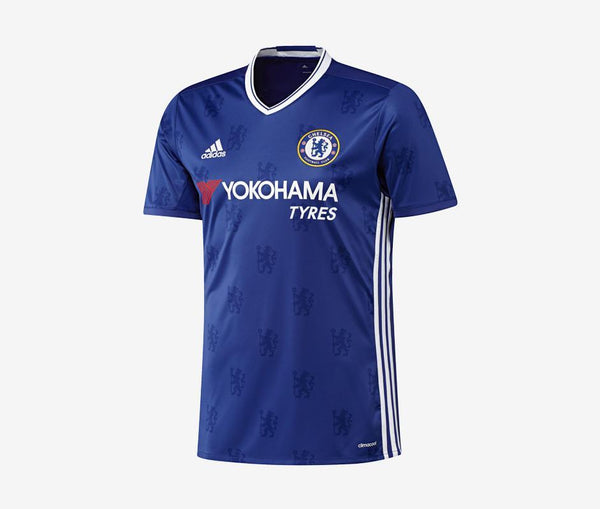Adidas Chelsea Home Jersey (Men's) (2016-17) - United World Soccer - 1