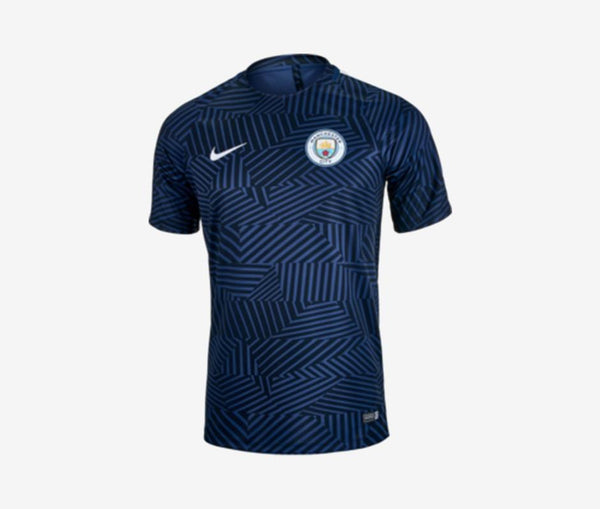 Nike Manchester City Training Jersey - United World Soccer - 1