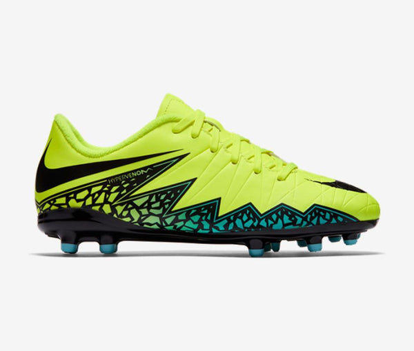 Nike JR HyperVenom Phelon II FG - United World Soccer - 1