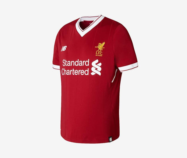 Liverpool 2017-18 Youth Home Jersey