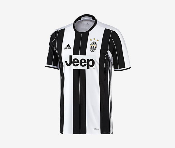 Adidas Juventus Home Jersey (2016-17) - United World Soccer - 1