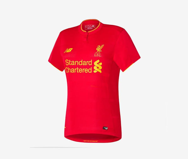 New Balance Liverpool Home Jersey Youth (2016-17) - United World Soccer - 1