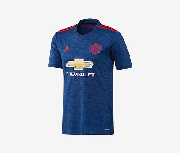 Adidas Manchester United Youth Away Jersey (2016-17) - United World Soccer - 1