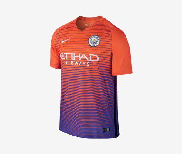 Nike Manchester City 2016-17 3rd Jersey (Youth) - United World Soccer - 1