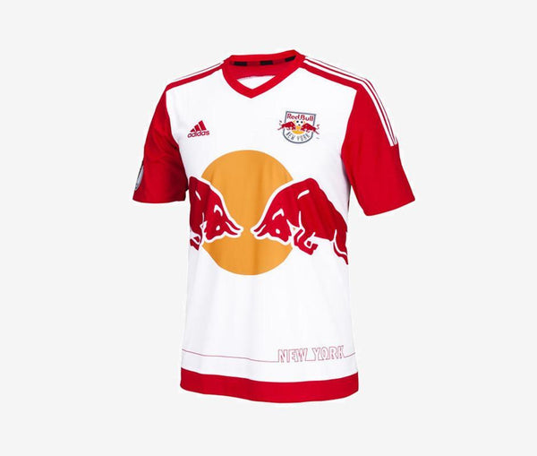 Adidas New York Red Bulls Home Jersey - United World Soccer