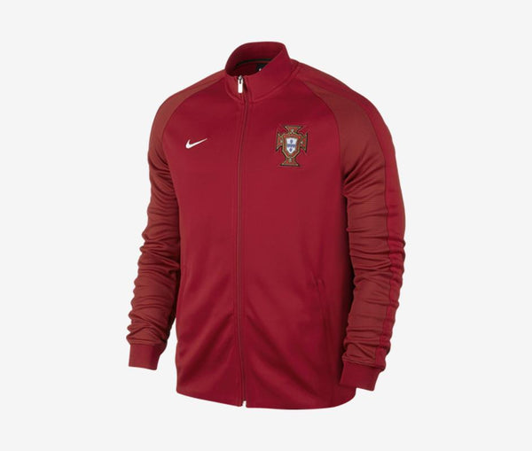 Nike Portugal N98 Authentic Jacket - United World Soccer - 1