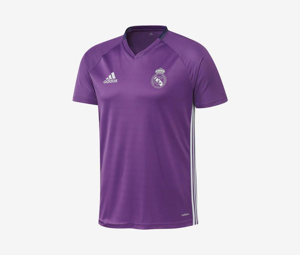 Adidas Real Madrid Youth Training Jersey (2016-17) - United World Soccer - 1