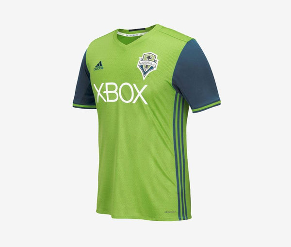 Adidas Seattle Sounders FC Home Jersey (2016-17) - United World Soccer