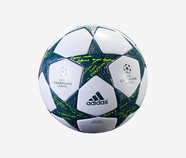 Adidas Finale 16 Official Match Ball