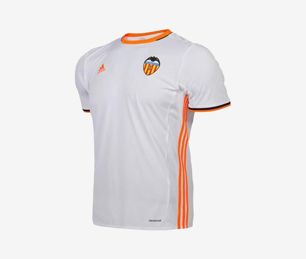 Valencia 2016-17 Home Jersey (Men's)