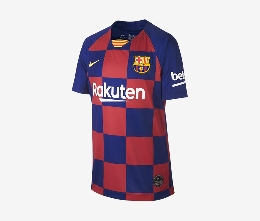 8ef59be18fd Barcelona 2019-20 Youth Home Jersey – Pelé Soccer
