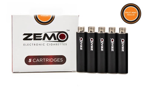 Zemo Electronic Cigarette Cartridges