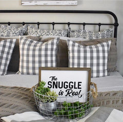 Snuggle Farmhouse Bedroom