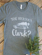 Christmas Vacation Crew Tee