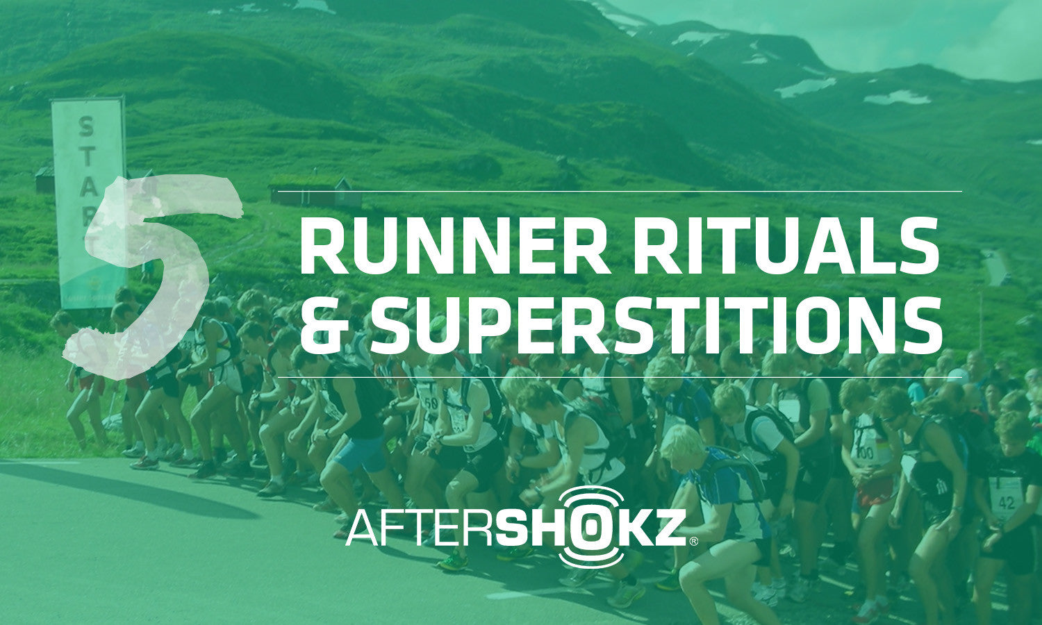 Runner Rituals and Superstitions