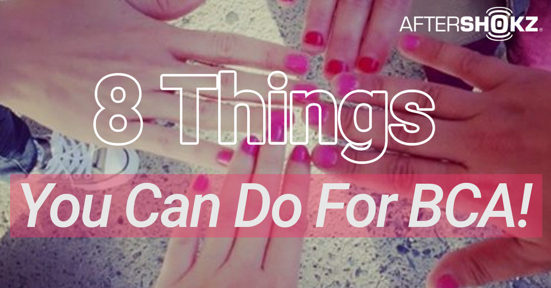 8 Things You Can Do This BCA Month!
