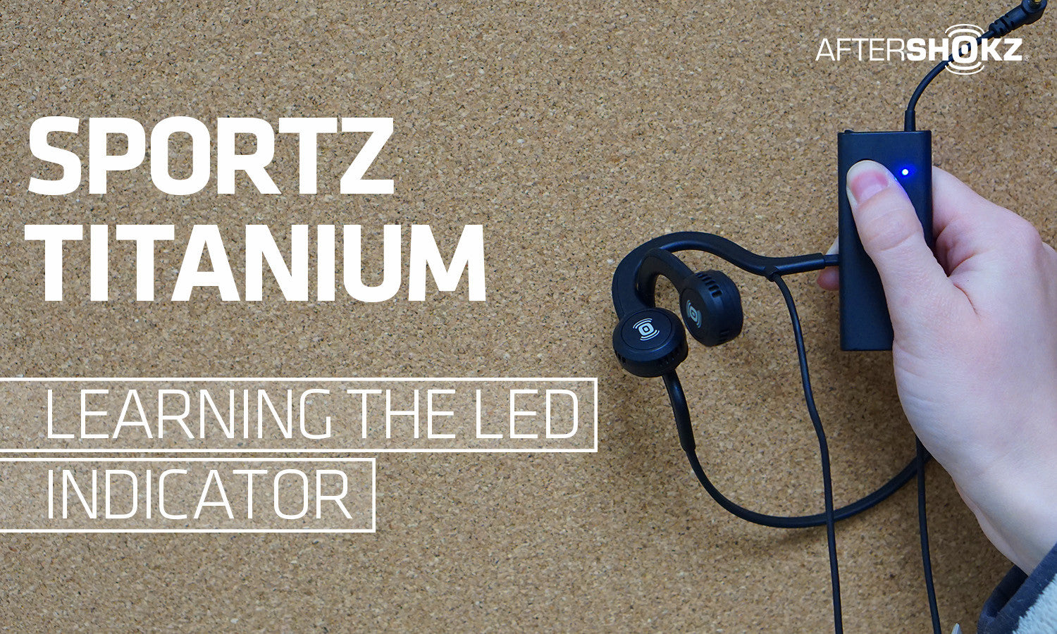 How To Read the LED Indicator On Your Sportz Titanium Headphones