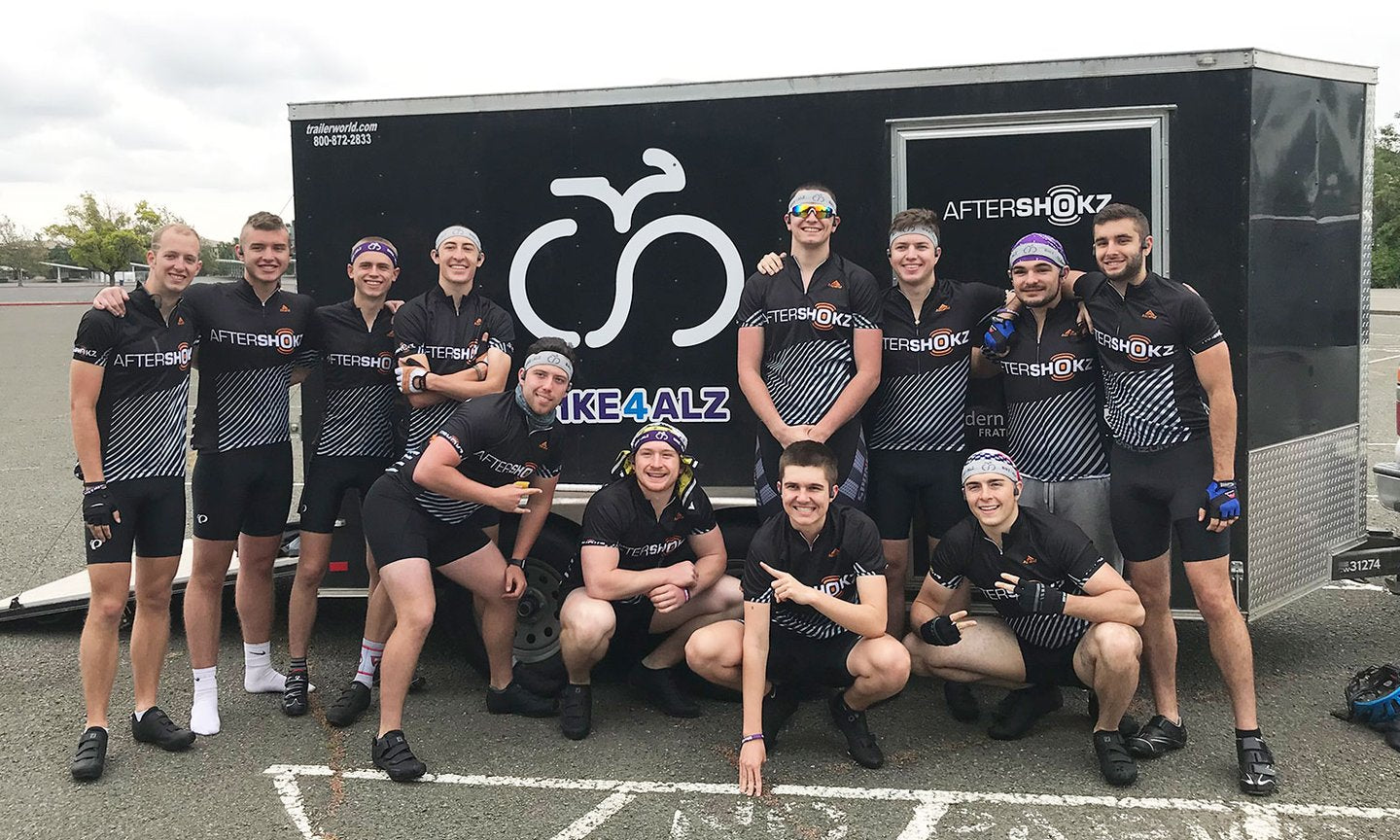 Q&A with the Bike4Alz Crew About to Embark on a 3600-mile Cycling Quest to End Alzheimer's Disease