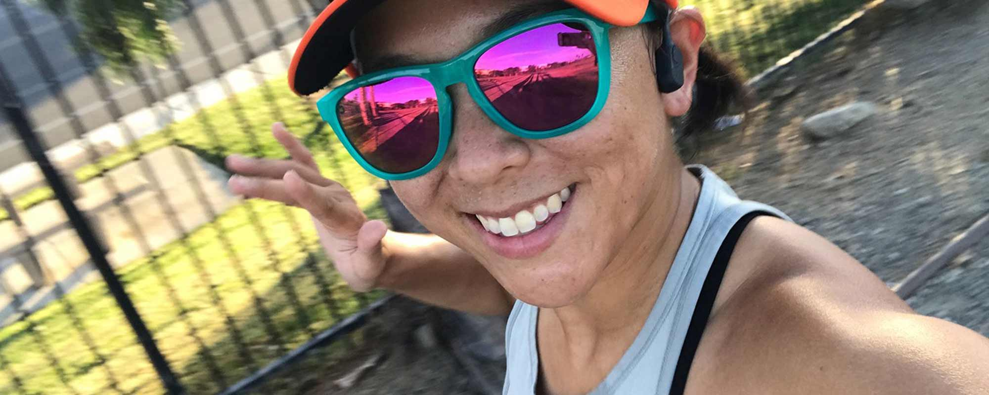 How ShokzStar Mai Managed Plantar Fasciitis and Adjusted Her Goals