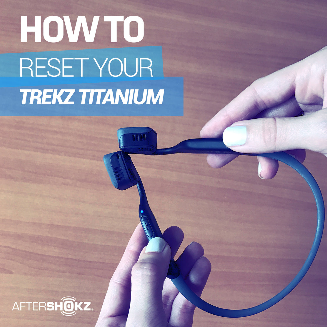 How To Manually Reset Your Titanium
