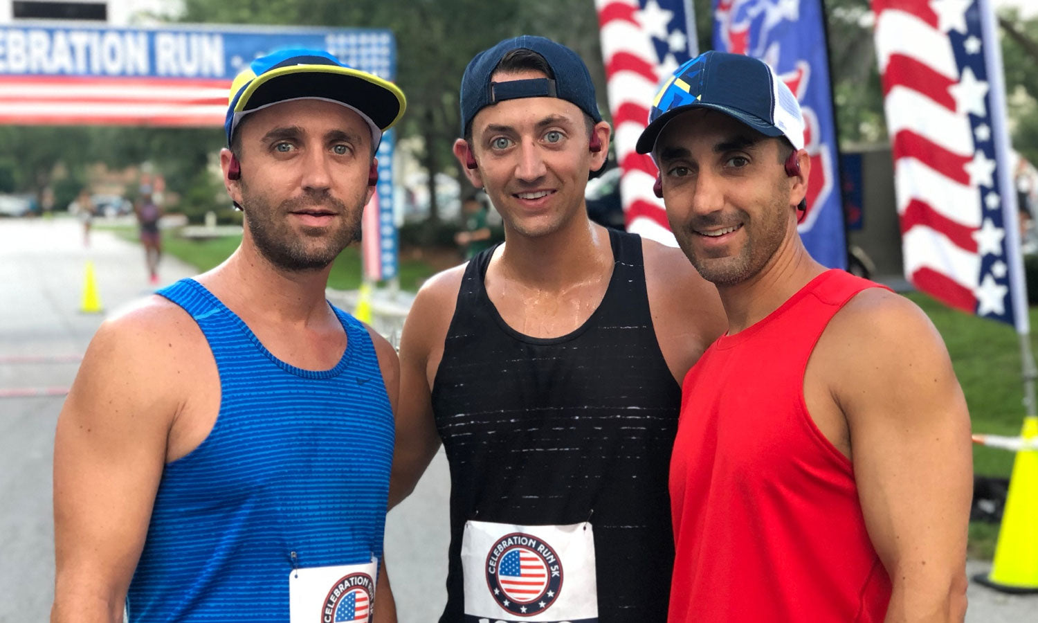 3 Brothers, 100 Miles, 1 Weekend – Meet The Izzo Trio!