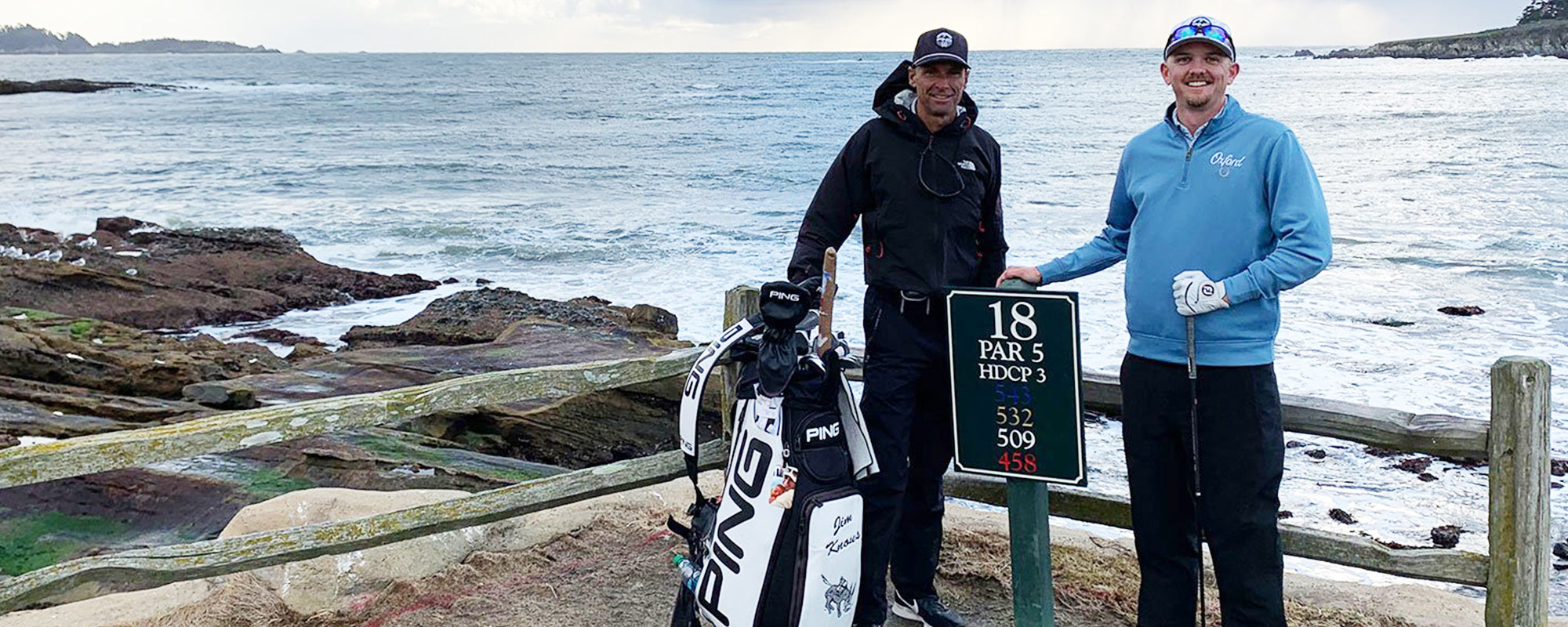 Making It Podcast Episode #2: PGA Golfer Jim Knous
