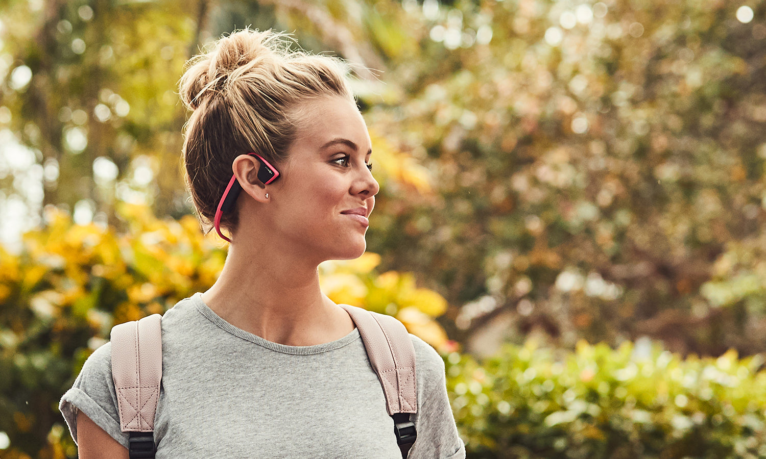 Staying Safe on Campus with AfterShokz