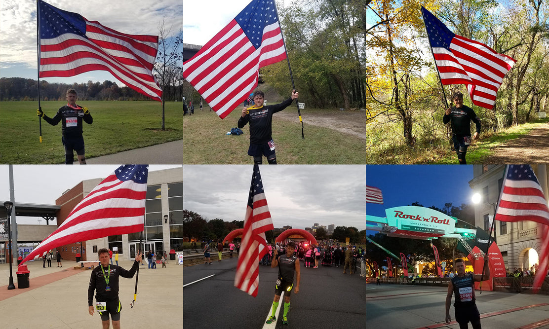 12 Marathons, Six Consecutive Weekends — Meet Randy
