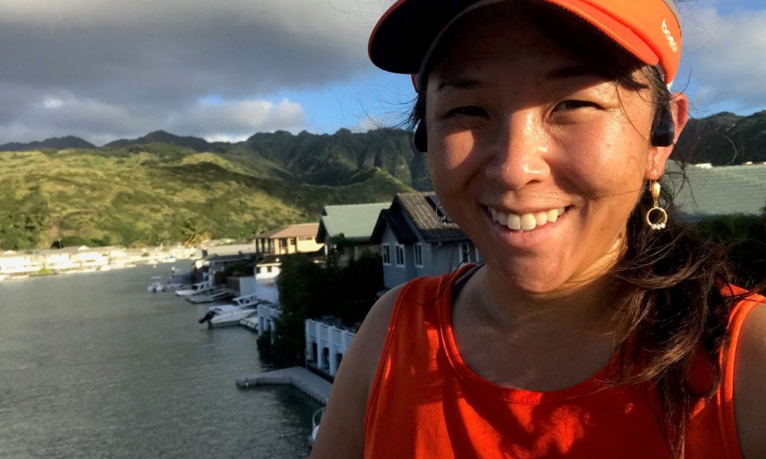 ShokzStar Mai Takes on the Honolulu Marathon