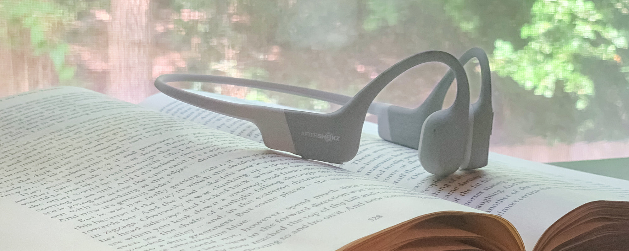 Shokz Summer Reading (Audiobooks Edition)