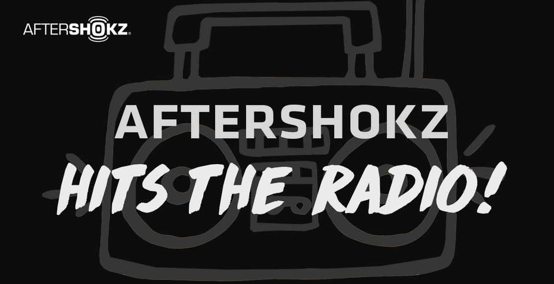 AfterShokz Hits The Radio!