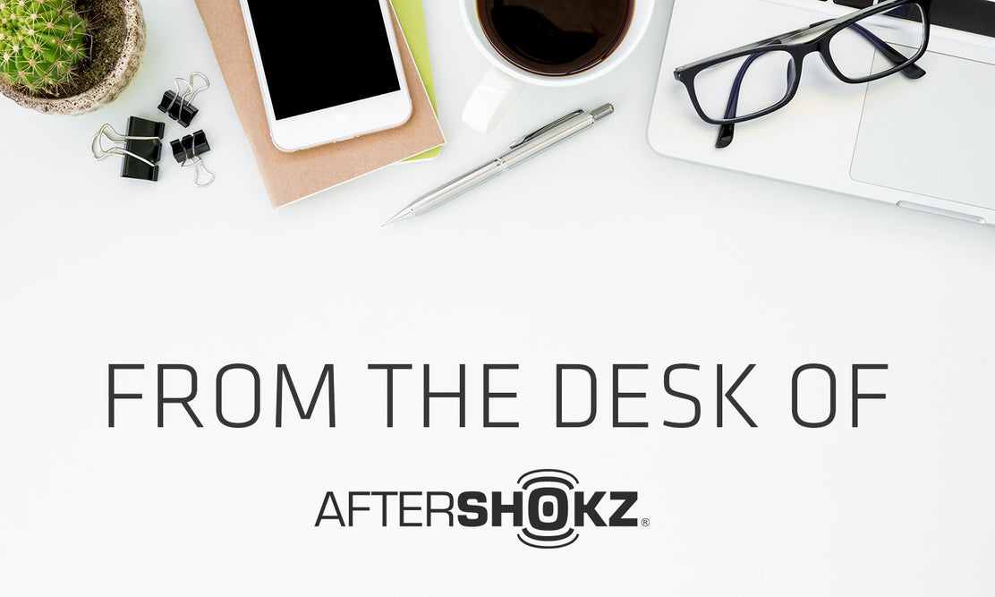 From The Desk Of AfterShokz: An Interview With Our Brand Manager
