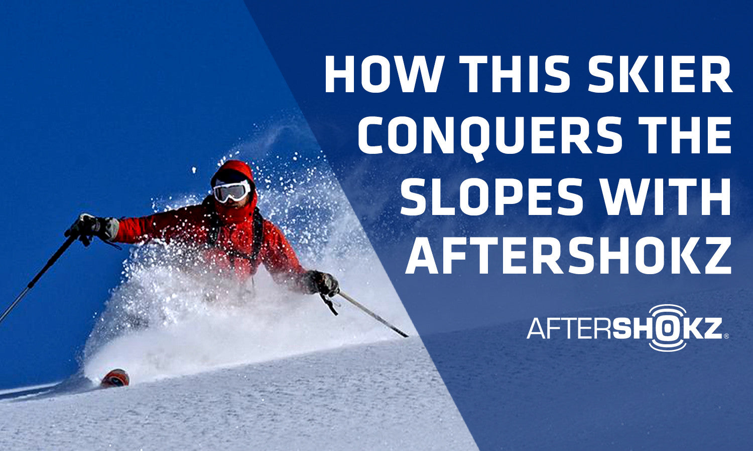 Hit The Slopes With AfterShokz