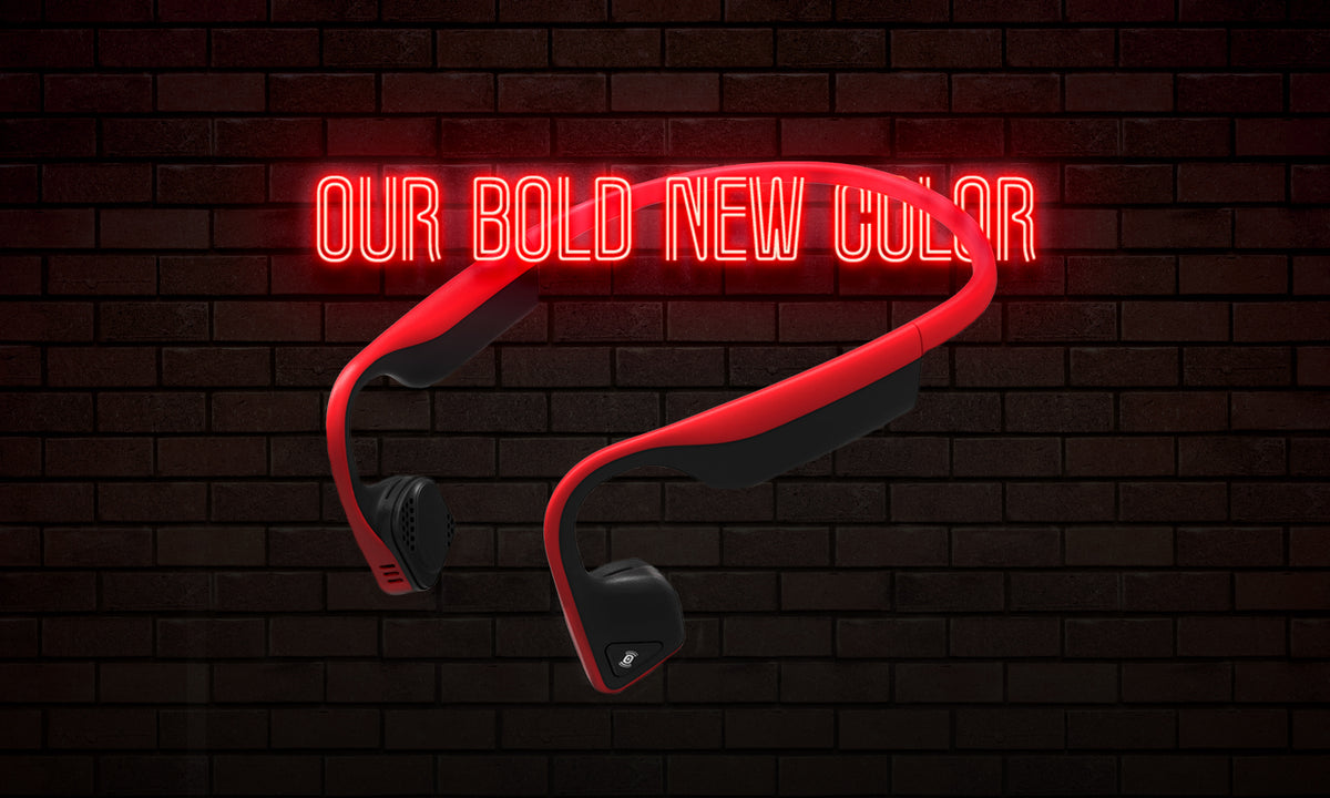 Our Bold New Color