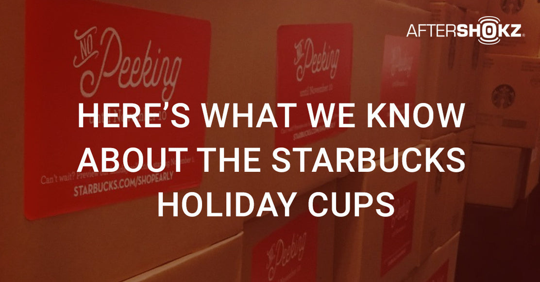Here's What We Know About The Starbucks Holiday Cups