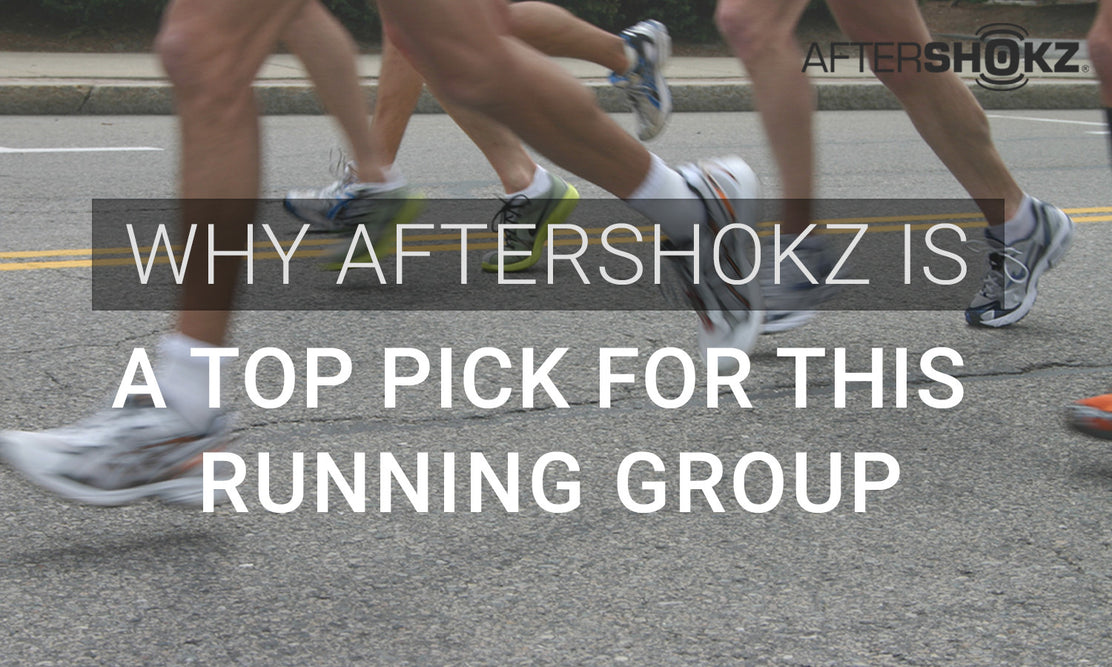 Why AfterShokz Is A Top Pick For This Running Group