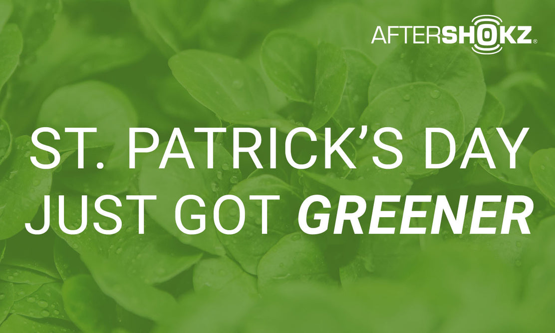 St. Patrick's Day Just Got Greener!