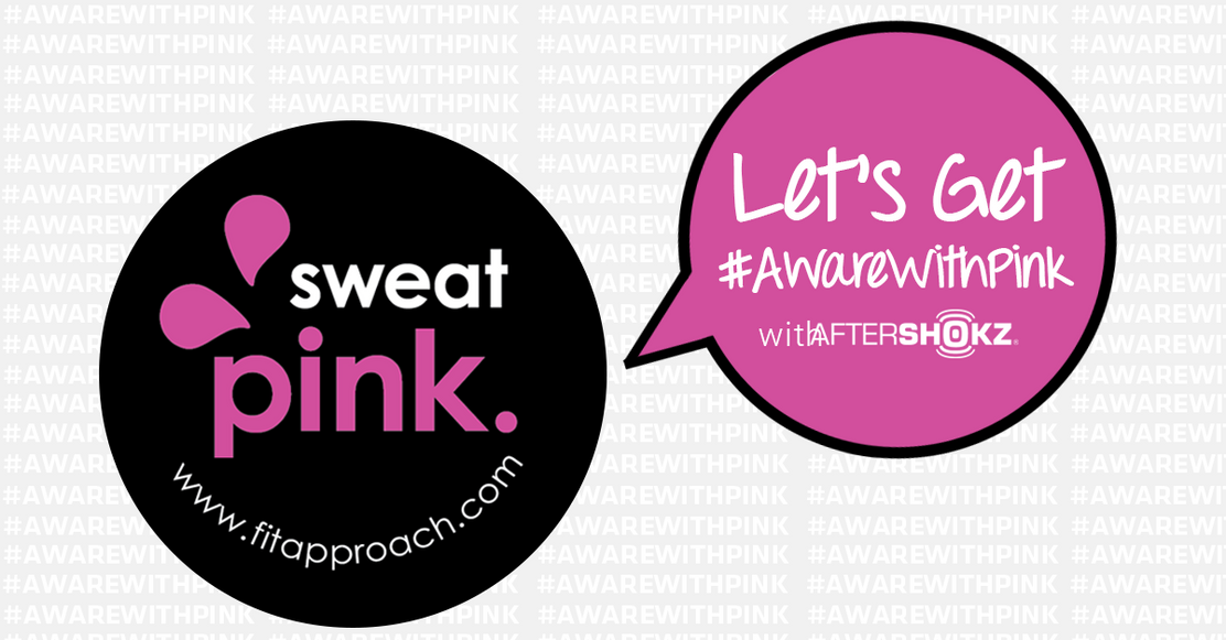The Sweat Pink Ladies Get #AwareWithPink