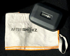 Sweat towel and hard case