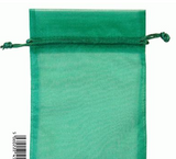 Organza Voile Premium Bags - Medium - Various Colours
