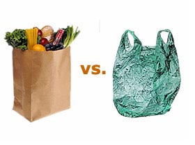Paper or Plastic?  The increasing battle by states to ban plastic bags