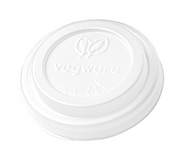 Vegware Hot Cup Lid White