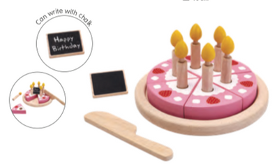 Birthday Cake Set