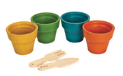 A-4-Flower-Pot Set